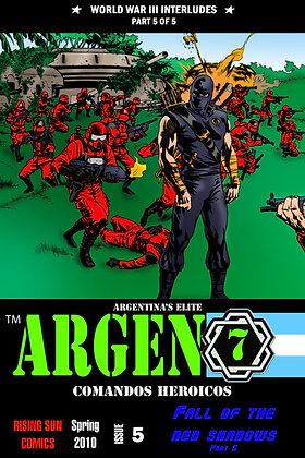 Argen7:WWIII Issue #5-B Millerverse #23