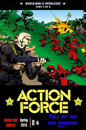 Action Force:WWIII Int-Issue #4-B Millerverse #25