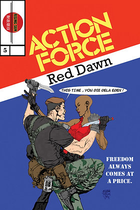 Action Force:Red Dawn-Issue #5-A Millerverse #8