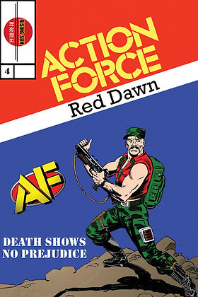 Action Force:Red Dawn-Issue #4-A Millerverse #7