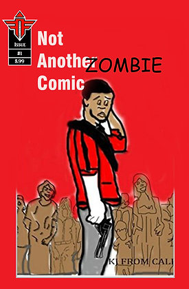 Not Another Zombie Comic #1
