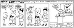Pjay's Apology Tour