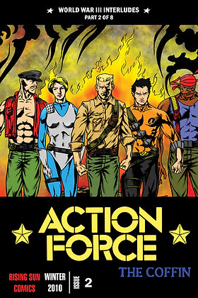 Action Force:WWIII Int-Issue #2-B Millerverse #26