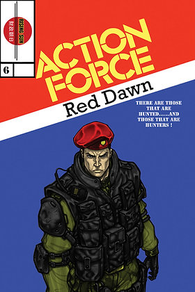 Action Force:Red Dawn-Issue #6-B Millerverse #9