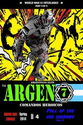 Argen7:WWIII Issue #4-A Millerverse #22