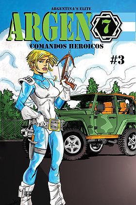 Argen7 Issue #3-A Millerverse #3