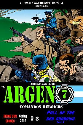Argen7:WWIII Issue #3-B Millerverse #21
