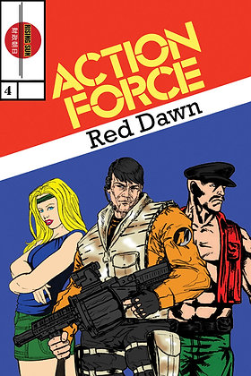 Action Force:Red Dawn-Issue #4-B Millerverse #7