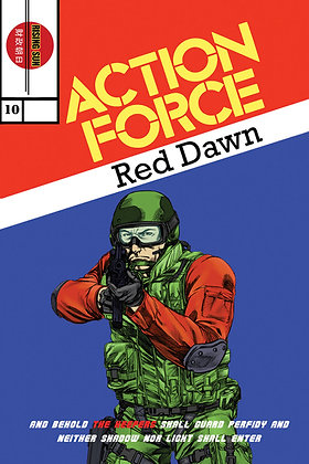 Action Force:Red Dawn-Issue #10-B Millerverse #13
