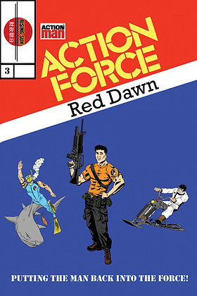 Action Force:Red Dawn-Issue #3-B Millerverse #6