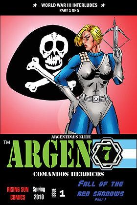 Argen7:WWIII Issue #1-B Millerverse #19