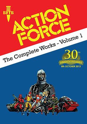 (PRE-ORDER)AF Complete Works Vol 1