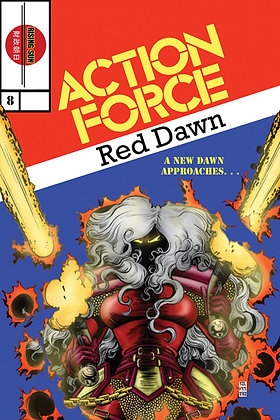 Action Force:Red Dawn-Issue #8-B Millerverse #11