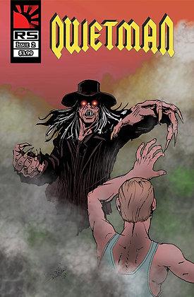 Quietman Issue 2