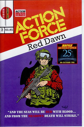 Action Force:Red Dawn-Issue #2-A Millerverse #5