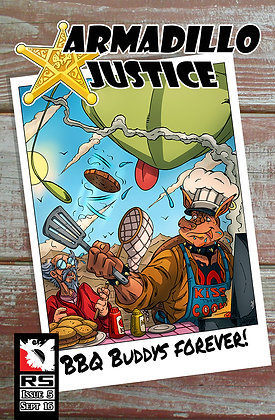 Armadillo Justice Issue 5
