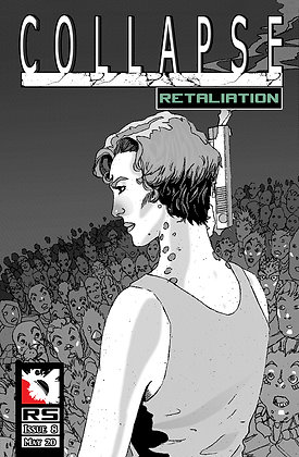(Pre-Order) Collapse Issue 8