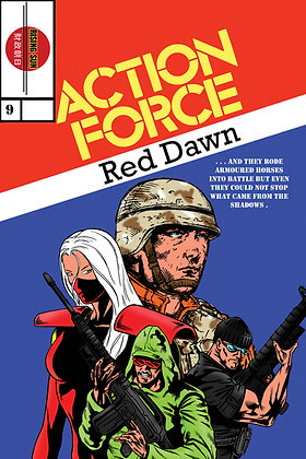 Action Force:Red Dawn-Issue #9-B Millerverse #12
