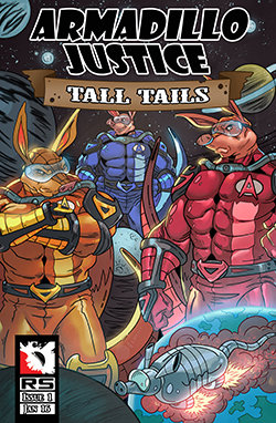 Armadillo Justice: Tall Tails Issue 1