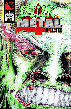 Stilk & Metal Tim #4