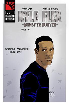 Kyle Flex: Monster Hunter Issue #1