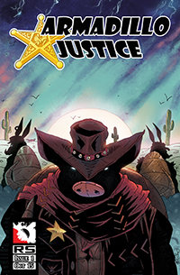 Armadillo Justice Issue 1