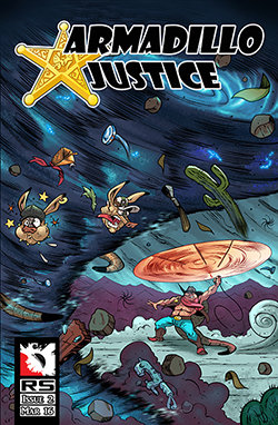 Armadillo Justice Issue 2