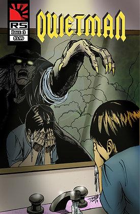 Quietman Issue 3