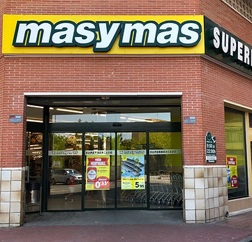 Masymas groceries Santa Pola