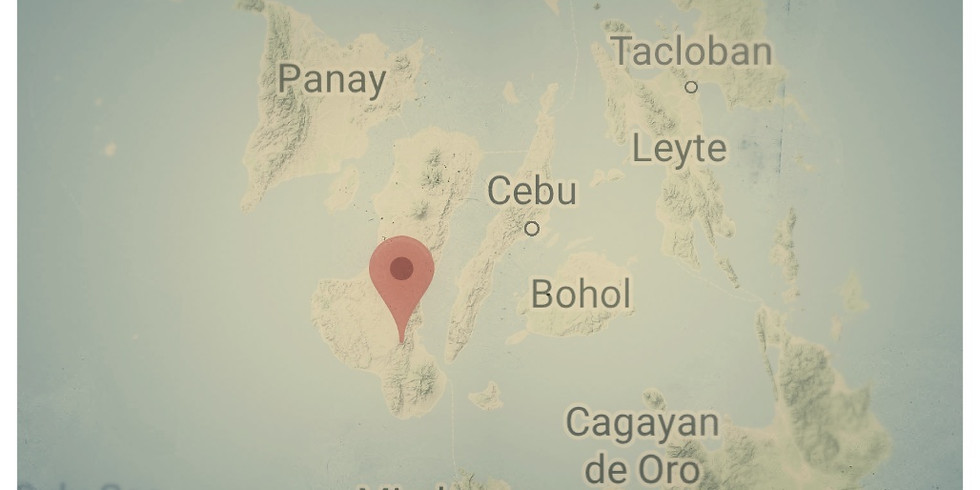 NEGROS, FILIPÍNY