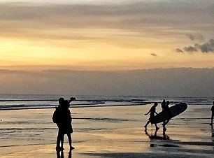#bali #indonesia #sunset #people #melanc