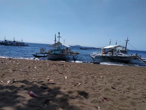 Dauin, ostrov Negros, Filipíny