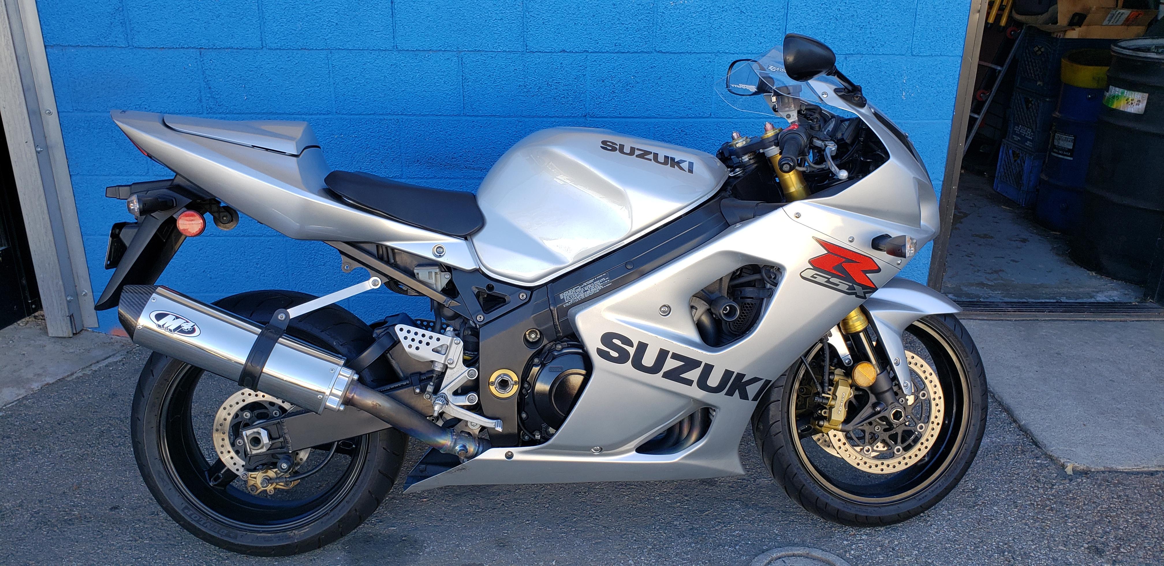 2003 Suzuki GSXR1000