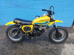 JR 50 Suzuki