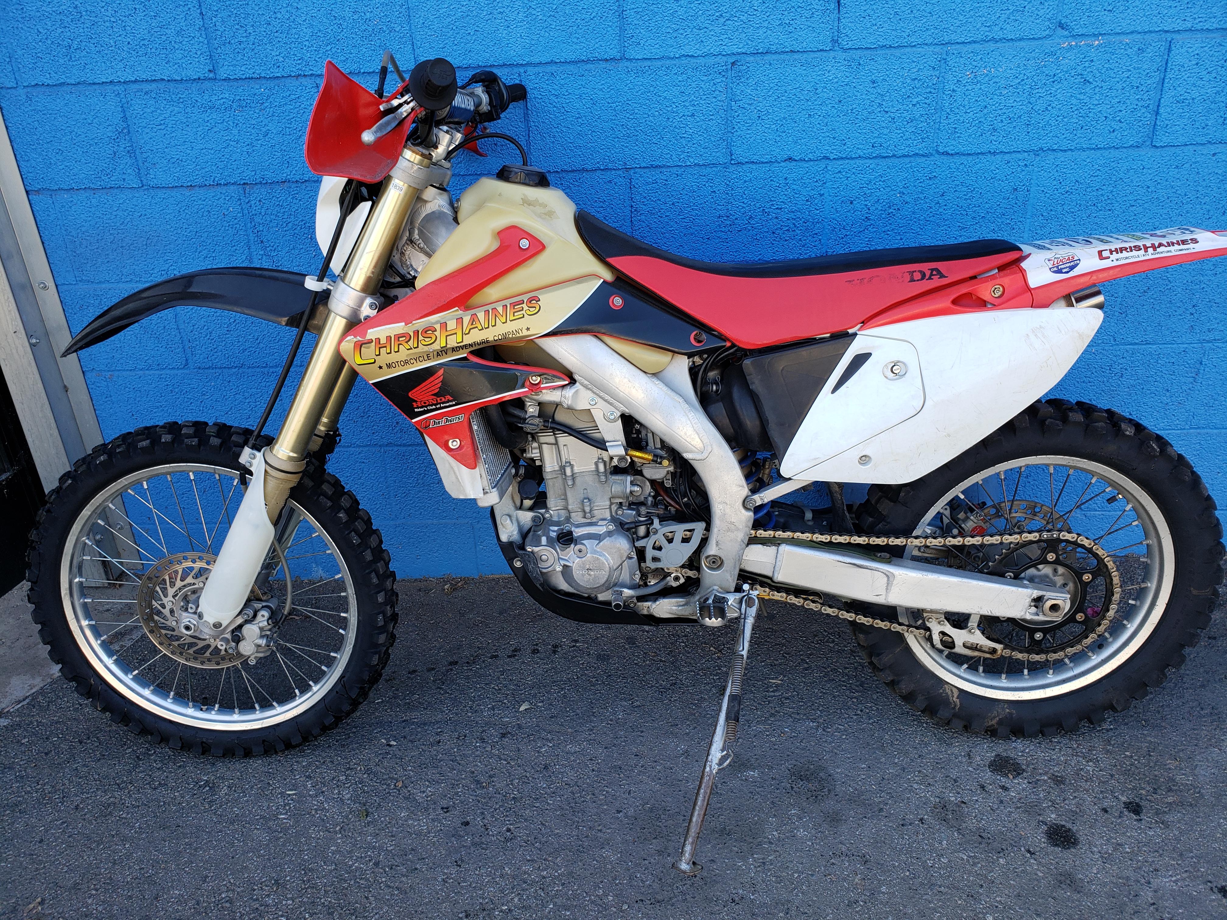 2006 Honda 450X