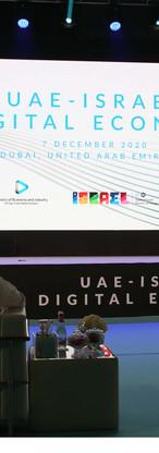UAE - Israel Future Digital Economy Summit