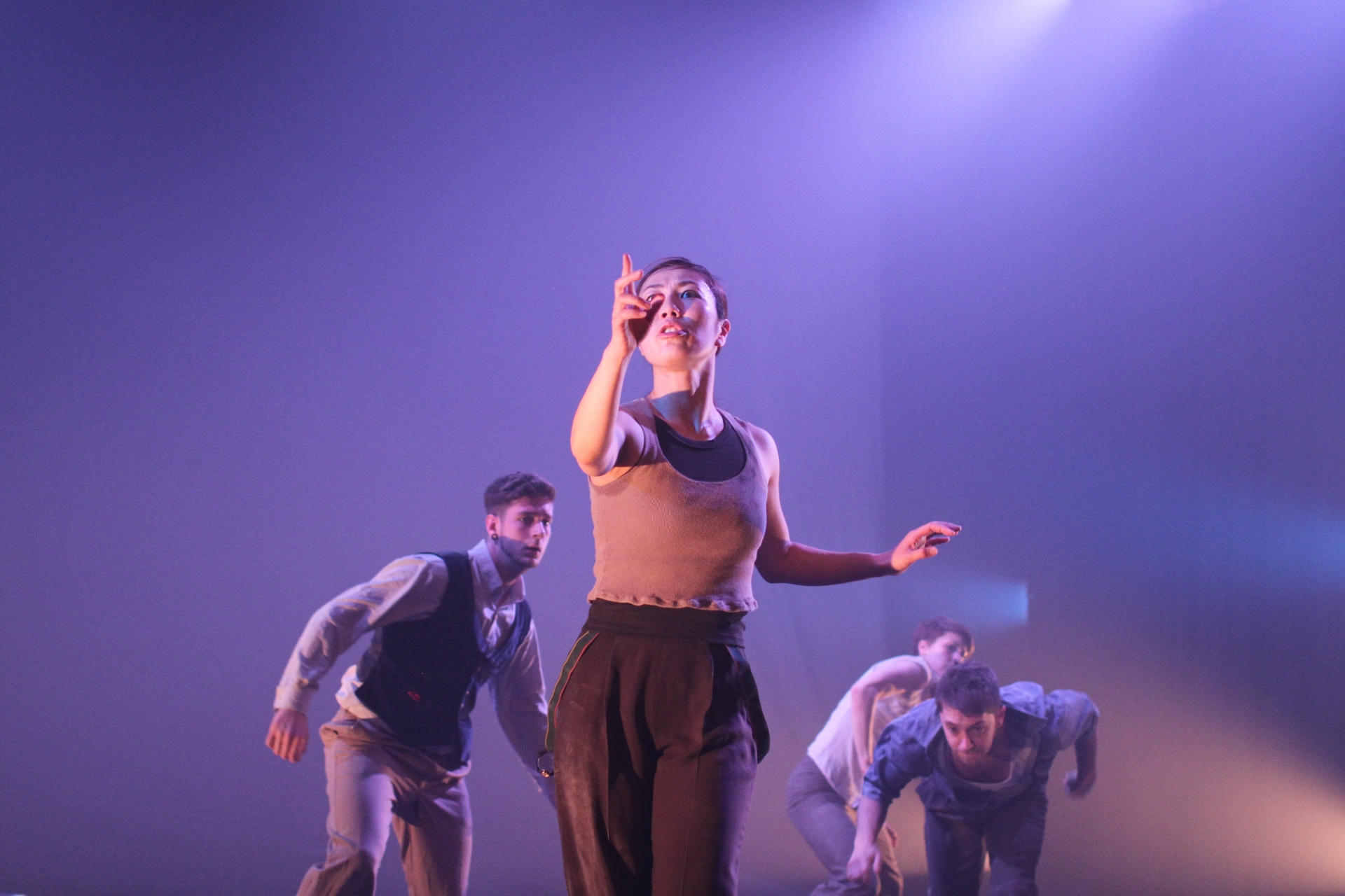 LÎLA DANCE: THE INCREDIBLE PRESENCE