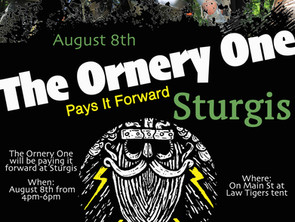 Sturgis Pay it Forward