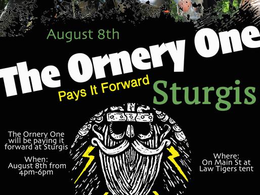 Sturgis Pay it Forward
