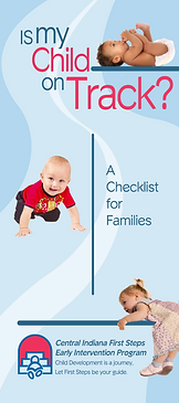 progression of babies brochure front  pa