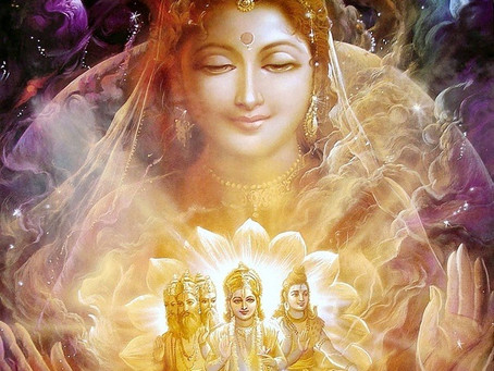 THE DIVINE MOTHER AND THE DWARF'S DOOR - Chapters 8 and 9 of Romancing The Divine