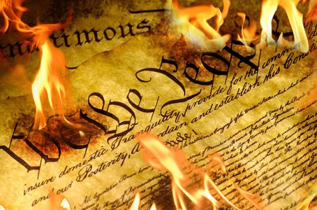 THE COMING CONSTITUTIONAL CRISIS - and How the Idea of America Survives