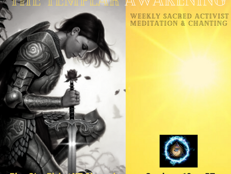THE CALL OF THE SOUL - Weekly Sacred Activist Meditation and Chanting