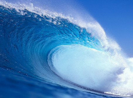 JUST FOR THE RECORD - MY ELECTION PREDICTION OF A BLUE TSUNAMI:
