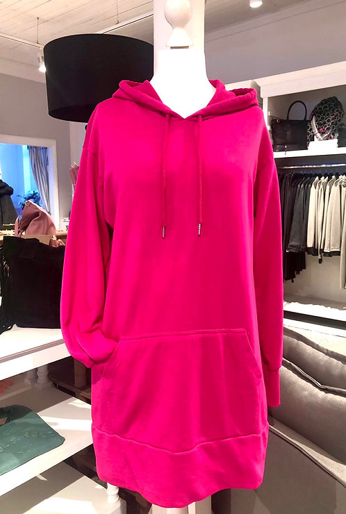 Kuschel-Sweatshirt - LANG Pink