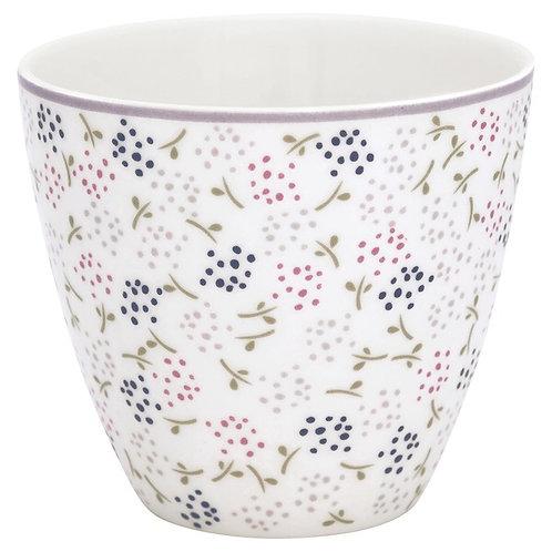 Greengate Lattecup - Ginny White