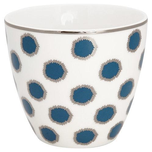 Greengate Lattecup - Savannah Blue