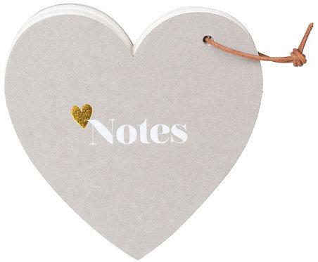 """RÄDER - Notizblock """"Notes"""""""