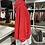 Thumbnail: Kuschel-Sweatshirt - KURZ Rot