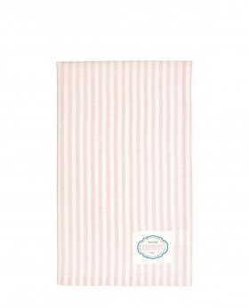 Greengate Geschirrtuch - Alice Stripe Pale Pink